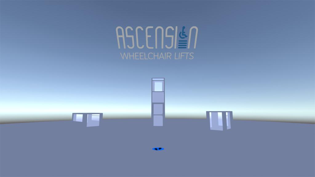 Ascension VR menu titles